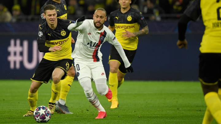 Live Streaming Liga Champions : Paris Saint Germain vs Dortmund 12 Maret 2020 - 7Bet-Agents